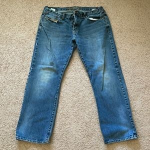 American Eagle work jeans